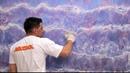 Maxima MAXIDECOR Oceano - dekorativna tehnika: Morski talasi