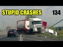 Stupid driving mistakes 234 July 2018 English subtitles
