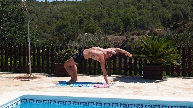 Yoga Power Half Hour
