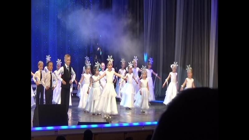Зимний вальс, ТК Мальвина, отчетный концерт 24-05-2018