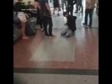 Мужчина с ножом ранил двоих на Курском вокзале в Москве