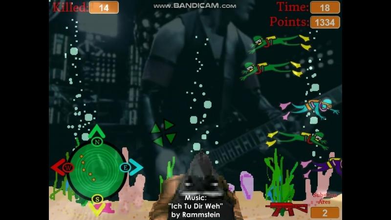 Рекламный ролик Лимитированного обновления 2.0 к Poison Sea