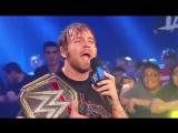 (WWE Mania) Backlash 2016 Dean Ambrose vs. AJ Styles (WWE World Championship)