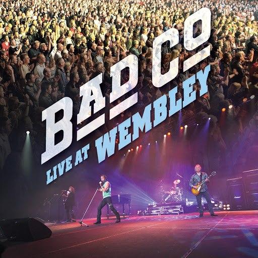 Альбом Bad Company Live At Wembley