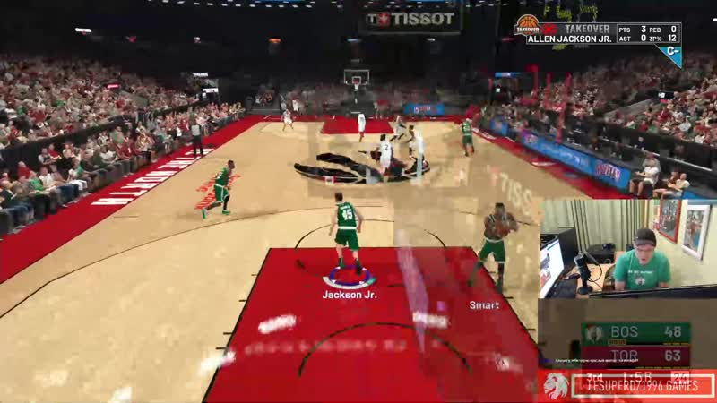 NBA 2K19 (PS4) - Twitch Stream 472