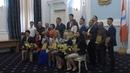 Вручение спортивной премии Губернатора Омской области Доблесть