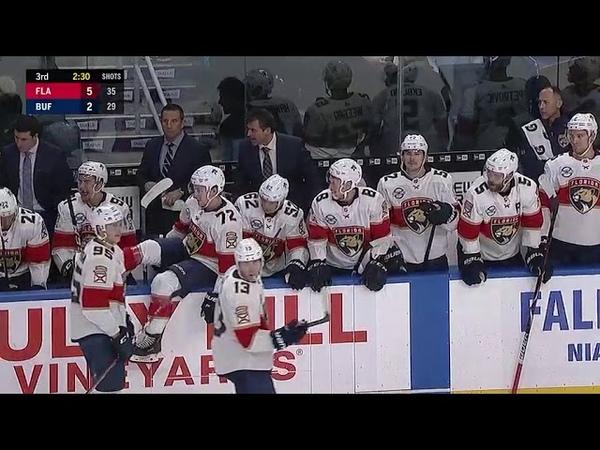 НХЛ 18-19 16-ая шайба Дадонова 18.12.18