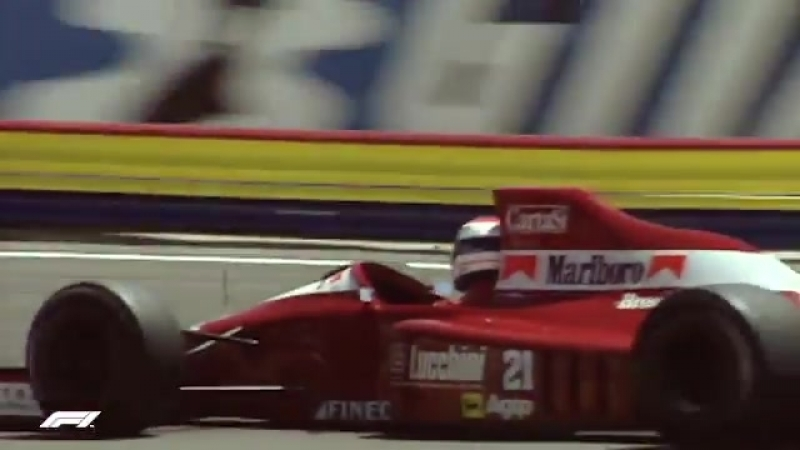 France 1990: The last race at Paul Ricard