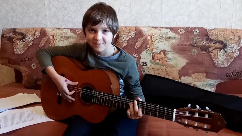 Школа гитары Результат в СПб. Результаты учеников.
