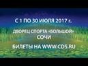 Утренняя прогулка артистов шоу TOTEM по набережной Сочи....