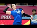 Irina Voronkova Volleyball SPIKE - 104 km/h. SERVE - 97 km/h. Womens VNL 2018.