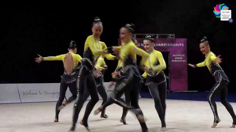 OVO TEAM (FIN) | AGG WORLD CHAMPIONSHIPS 2018 - BUDAPEST (HUN) | SENIOR AGG | FINAL