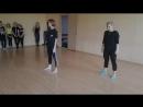 Алиса Лишенко мастер-класс Сontemporary dance Летний танцевальный лагерь.