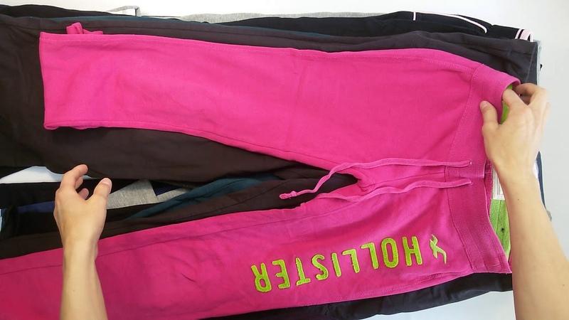 ( А2)0974 Jogging Bottom Mix (15 kg) 1пак - штаны спорт хб экстра Англия