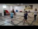 Репетиция танца летний лагерь, 1 смена, июнь 2018