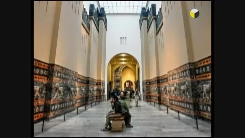 Что искали в музее Ирака Голова Нимрода. Реж.Царёва
