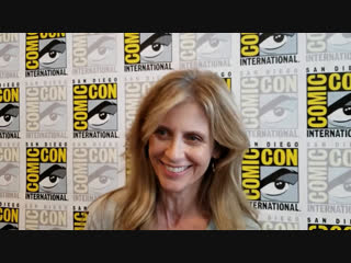 Helen Slater - SuperGirl Talks Girl Power and MeToo Comic-con