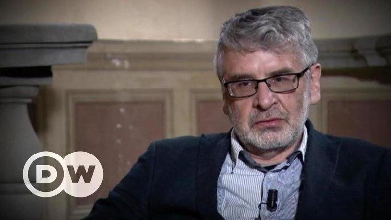 РФ - паразитическое государство, пока есть спрос на нефть - профессор Эткинд в Немцова.Интервью