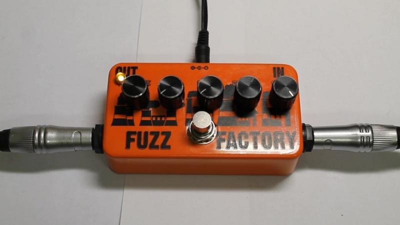 Fuzz Factory - Electric Guitar - 02