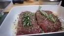 Запечённое говяжье мясо в крупной соли,приготовленное в духовке. Рецепт от Жоржа