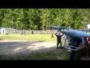 Наша победа в эстафете на Солнечной феерии