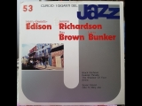 Harry Sweets Edison Jerome Richardson Ray Brown Larry Bunker - I Giganti Del Jazz