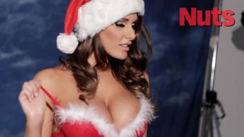 Lucy Pinder nuts 11-12-2012 Christmas issue 1