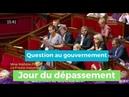 JOURDUDÉPASSEMENT N'ÊTES VOUS DONC PAS MINISTRE MONSIEUR HULOT Mathilde Panot