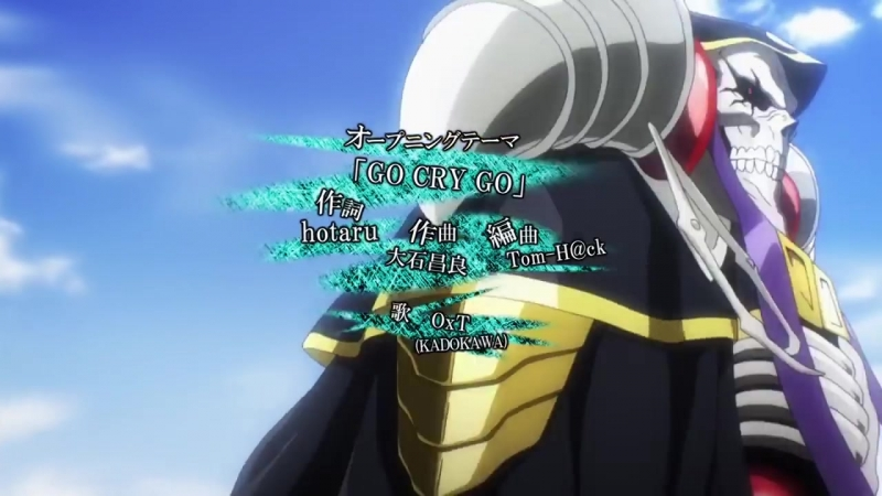 Overlord II - Opening 01 [720p HD] オーバーロードⅡ OP.mp4
