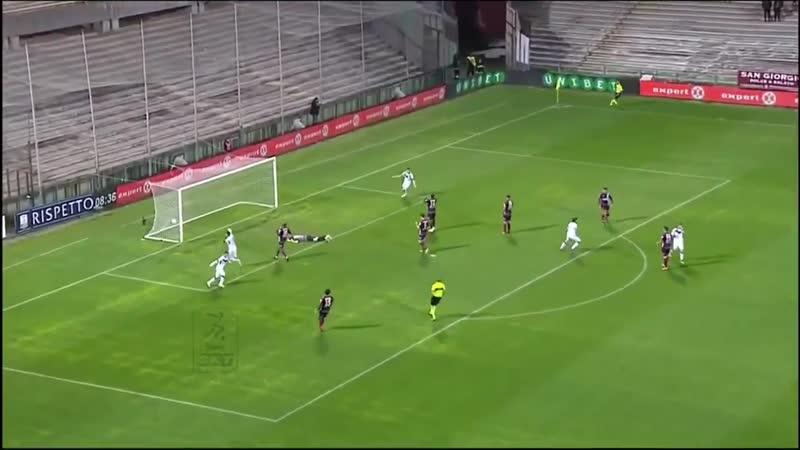 Однофамилец Доннаруммы оформил хет трик за полчаса У него больше голов чем матчей в Серии B