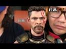 Hot Toys MMS445: Thor Ragnarok - Gladiator Thor (deluxe) 1/6 unboxing Infinity War Chris Hemsworth
