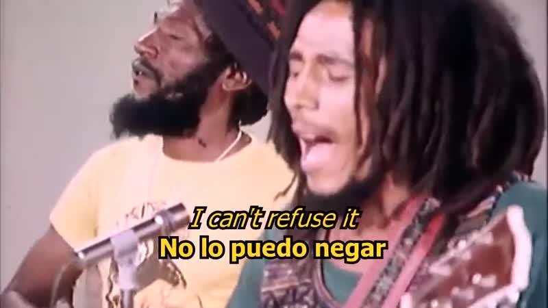 Roots, rock, reggae - Bob Marley (LYRICS_LETRA) (ReggaeVideo)-eB-b0o0BDr4