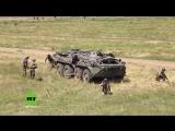 Ukraine: NATO und Ukraine setzen Sea Breeze-2018 Manöver in Odessa fort