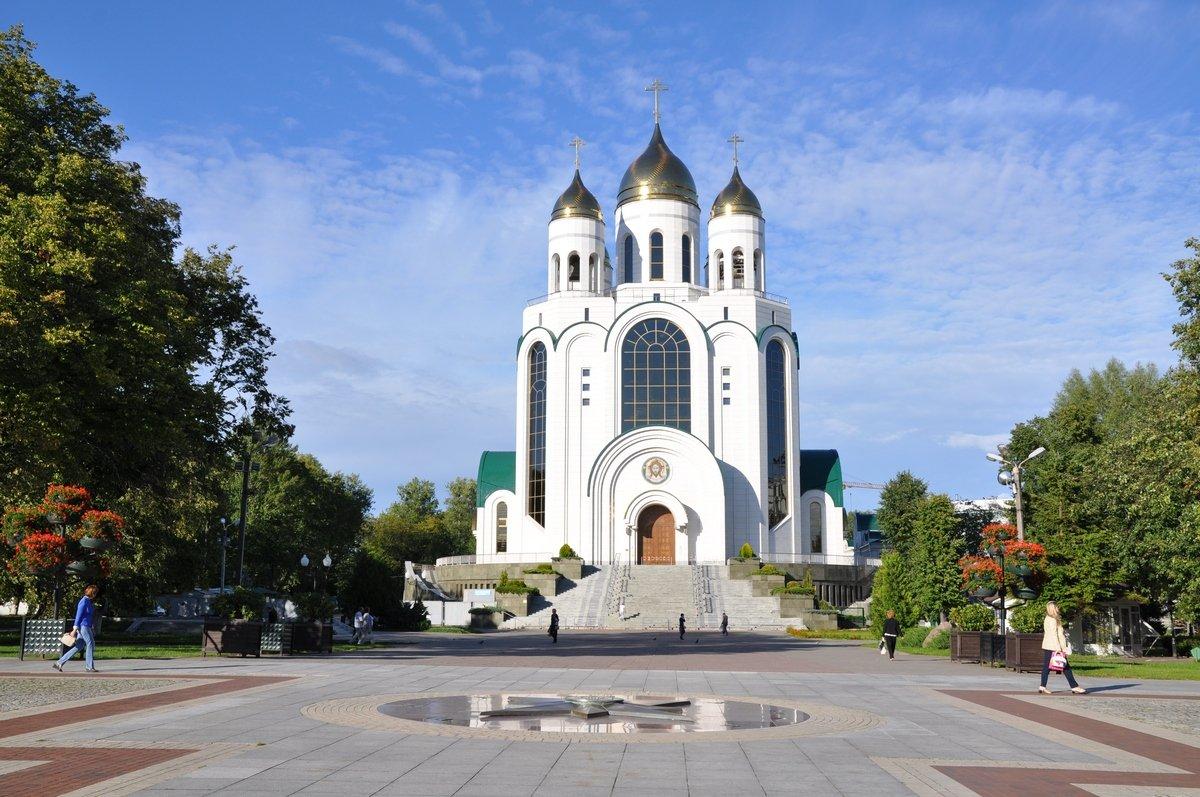 YncmmvjP8sM Калининград достопримечательности и фотографии.