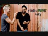 Sting&Shaggy в рамках тура «44/876» 7 ноября в Татнефть Арена