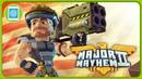 Major Mayhem 2 от Rocket Jump * Новая битва майора Мейхема с Корпорацией Злодеев на Sensor Games