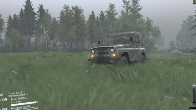 UAZ Drop It Like Its Hot