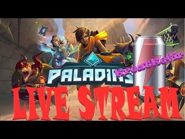 Paladins ps4 - Win game/Gameplay ps4 Paladins/Paladins live stream