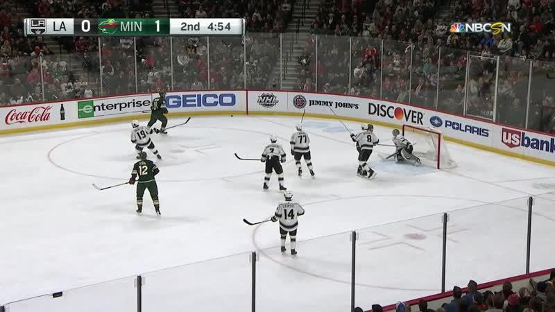 NHL 2018-2019 RS 15.01.2019 Los Angeles Kings vs Minnesota Wild