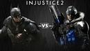 Injustice 2 - Бэтмен против Капитана Холода - Intros Clashes rus