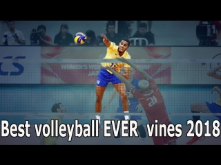 Best volleyball EVER vines 2018