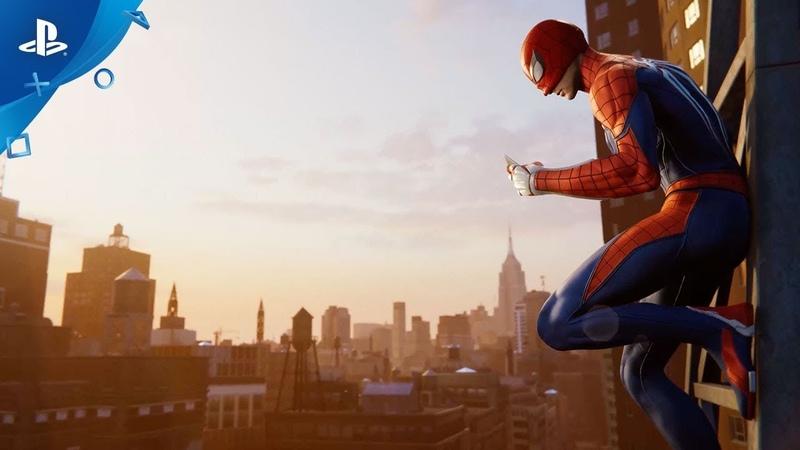Marvel's Spider-Man – E3 2018 Show Floor Demo | PS4