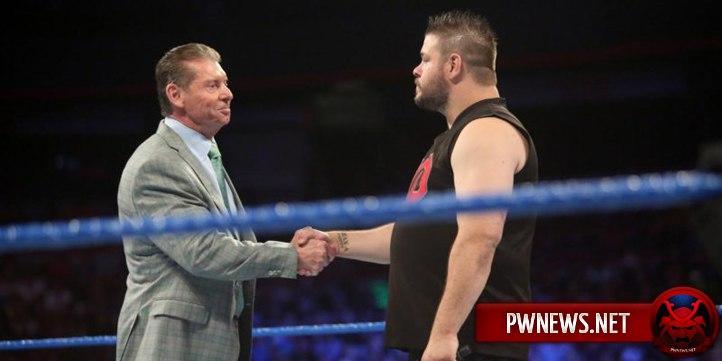 Кевин Оуэнс подписал новый контракт с WWE