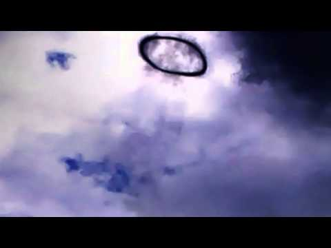 UFO RING IN KOSSOVO 2010