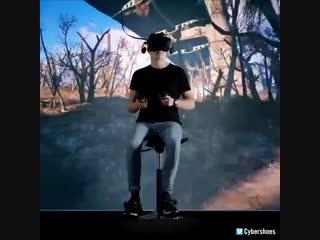 Система виртуальной реальности