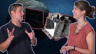 NASA's OSIRIS-REx Approaches Asteroid Bennu
