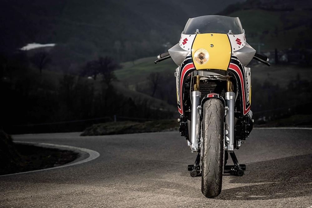 Italian Dream Motorcycles: кастом Suzuki Bandit Lucky Legend