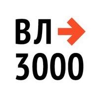 Логотип Владивосток-3000 + The Village