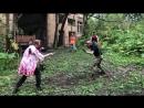 Банановый трафик 21 07 18 Турнир по ножевому бою Яша vs Валера
