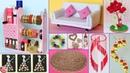10 Best Out of Waste Idea DIY ROOM DECOR Organization Idea - DIY Projects